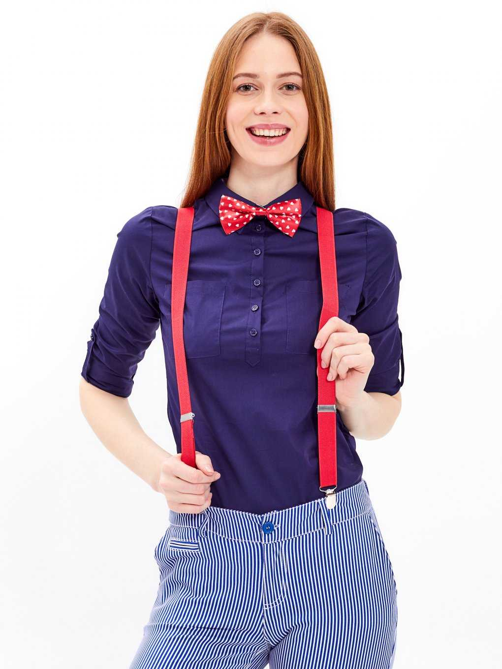 BRACES & BOW TIE SET
