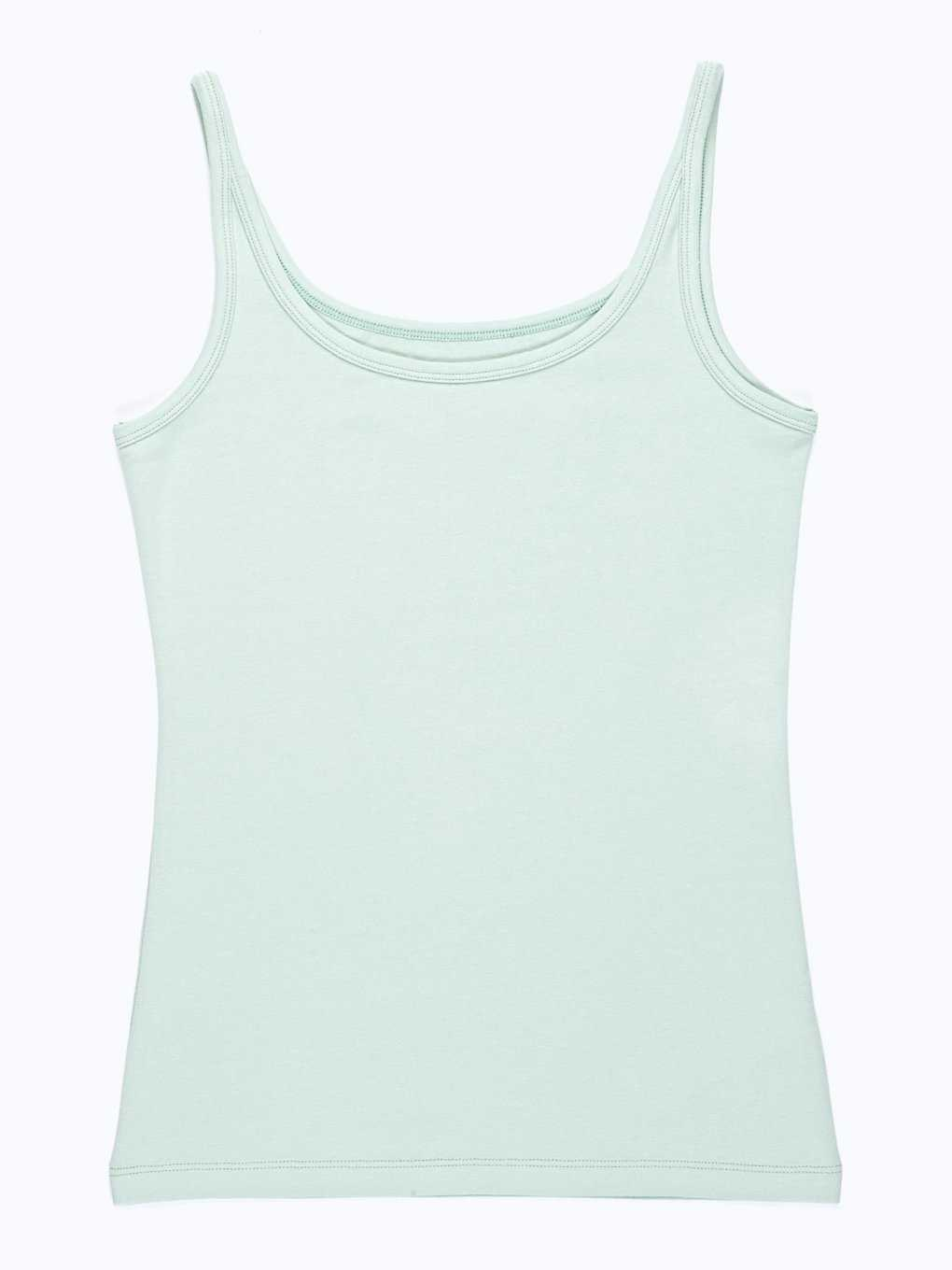 BASIC STRETCH TANK TOP