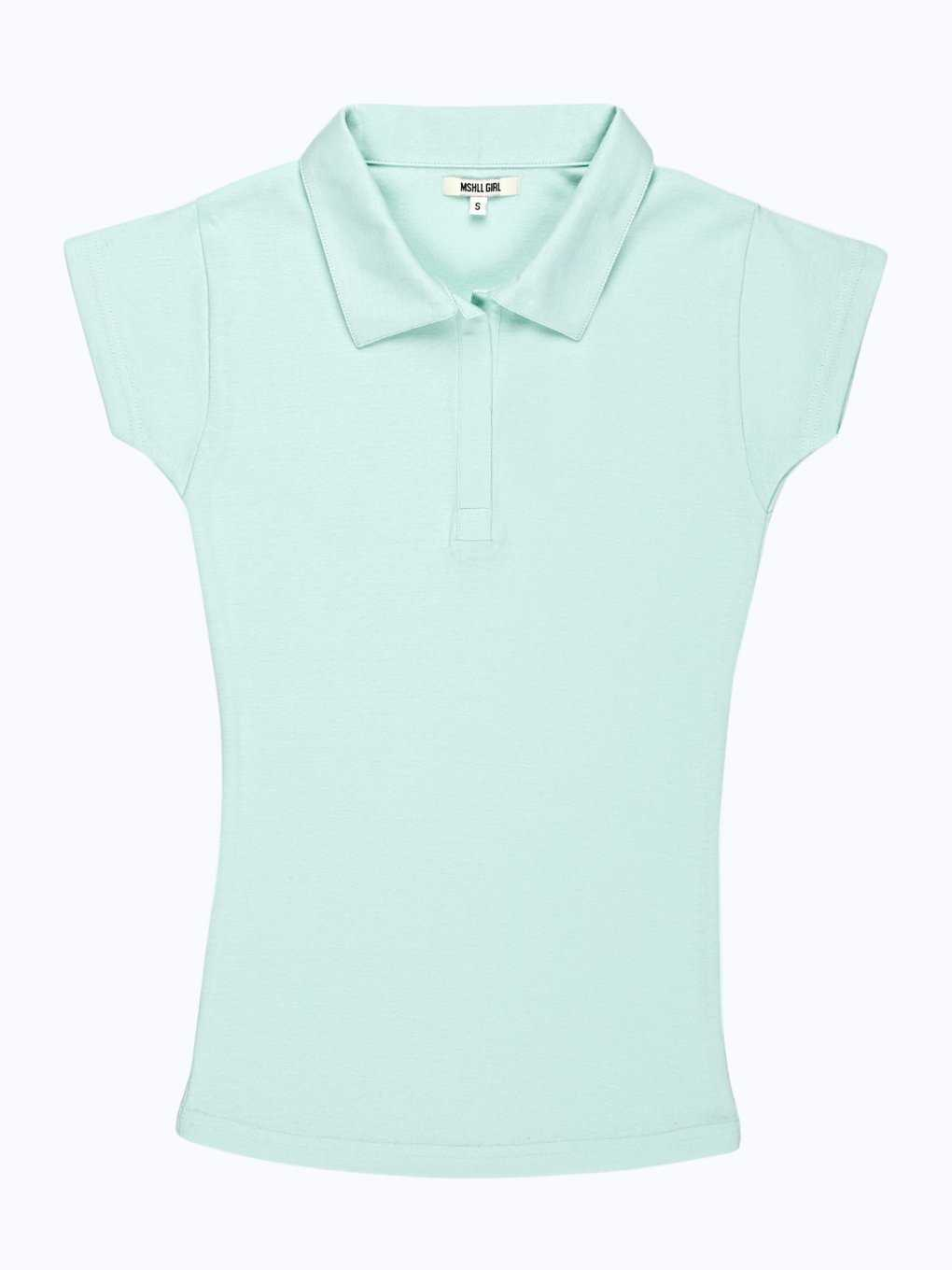 BASIC COTTOM POLO SHIRT