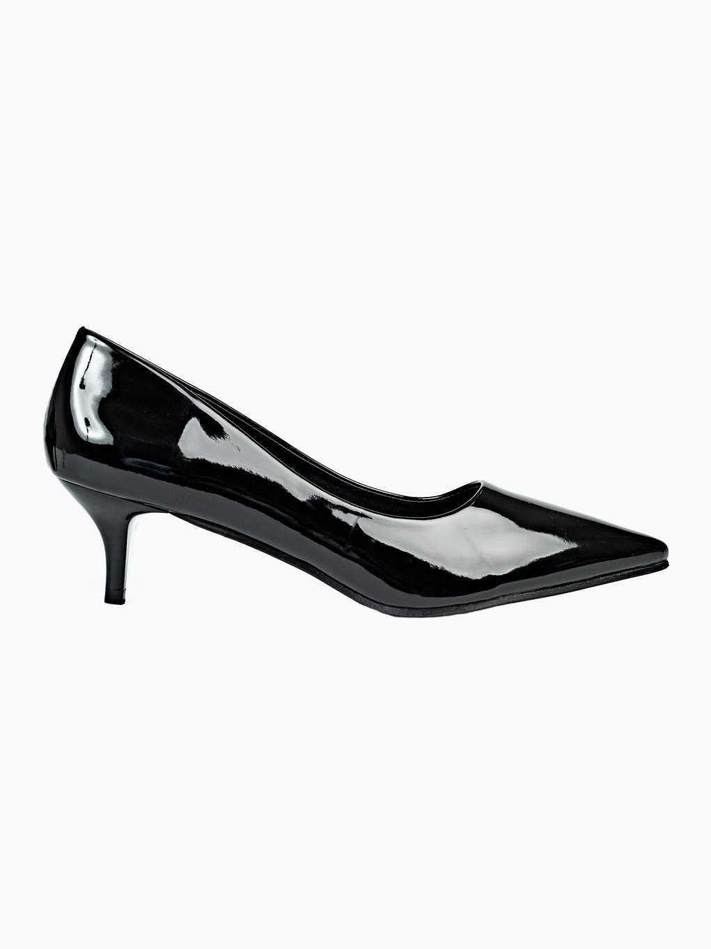 Faux patent pumps