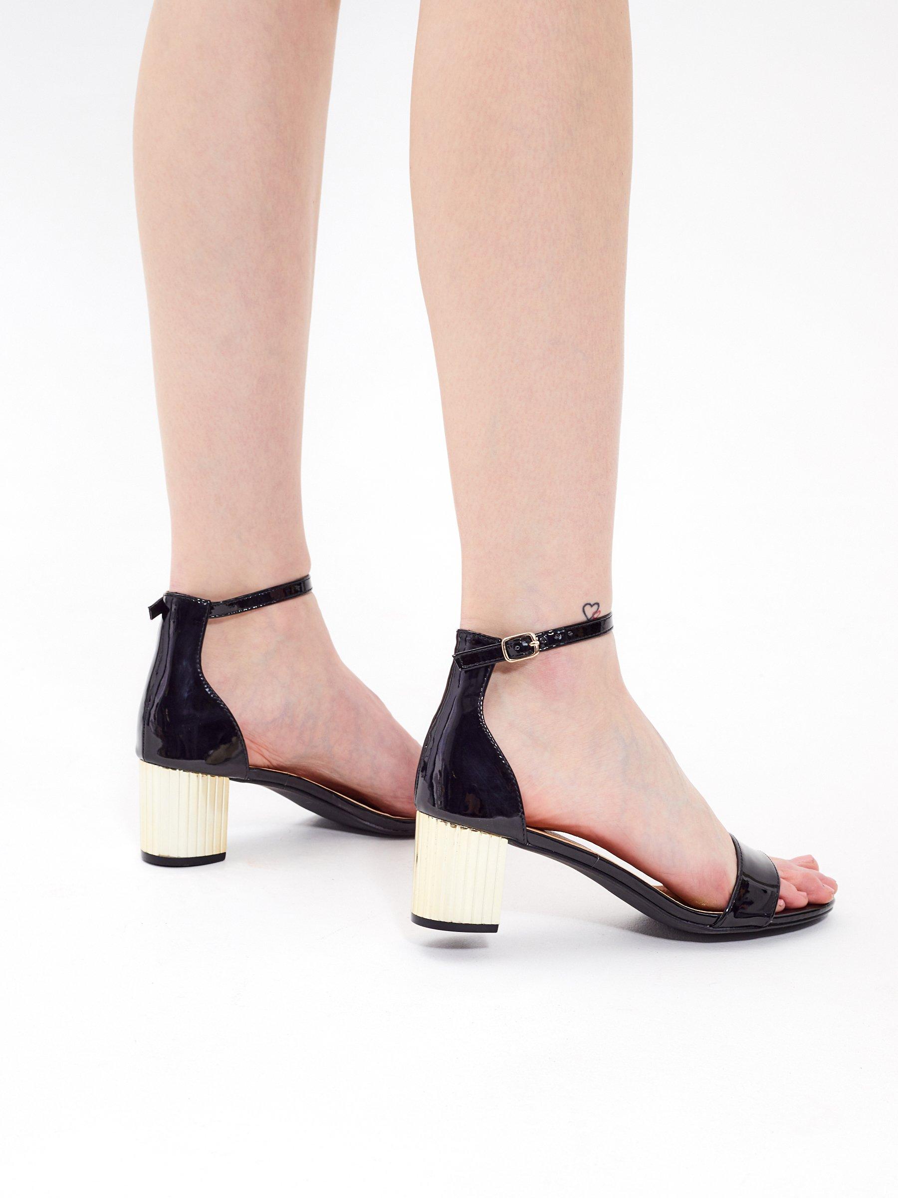 f60842a373e8 Sandále na blokovom podpätku