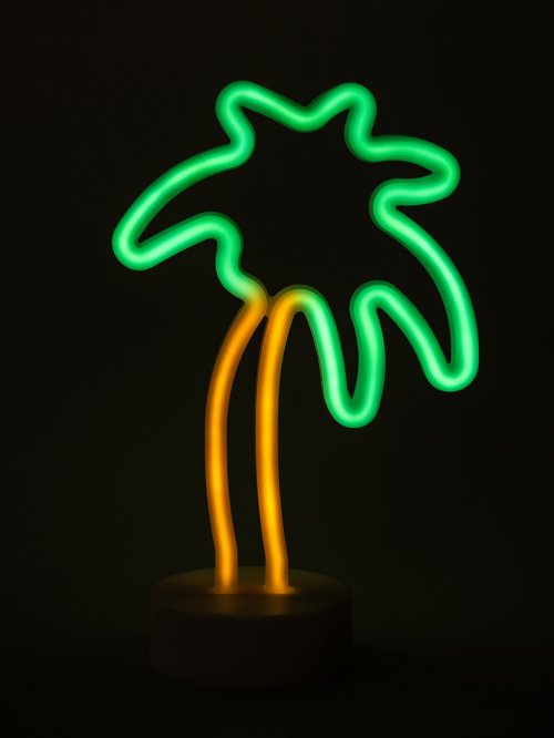 Palm tree led light