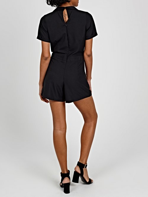 SHORT JUMPSUIT WITH POCKET
