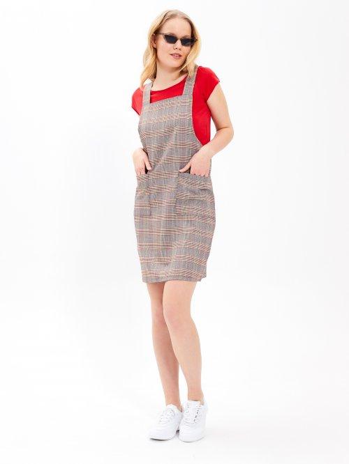 09f4743bc71b Kárované šaty