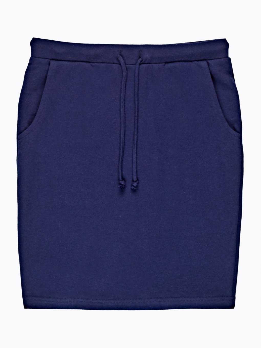Basic skirt with pockets