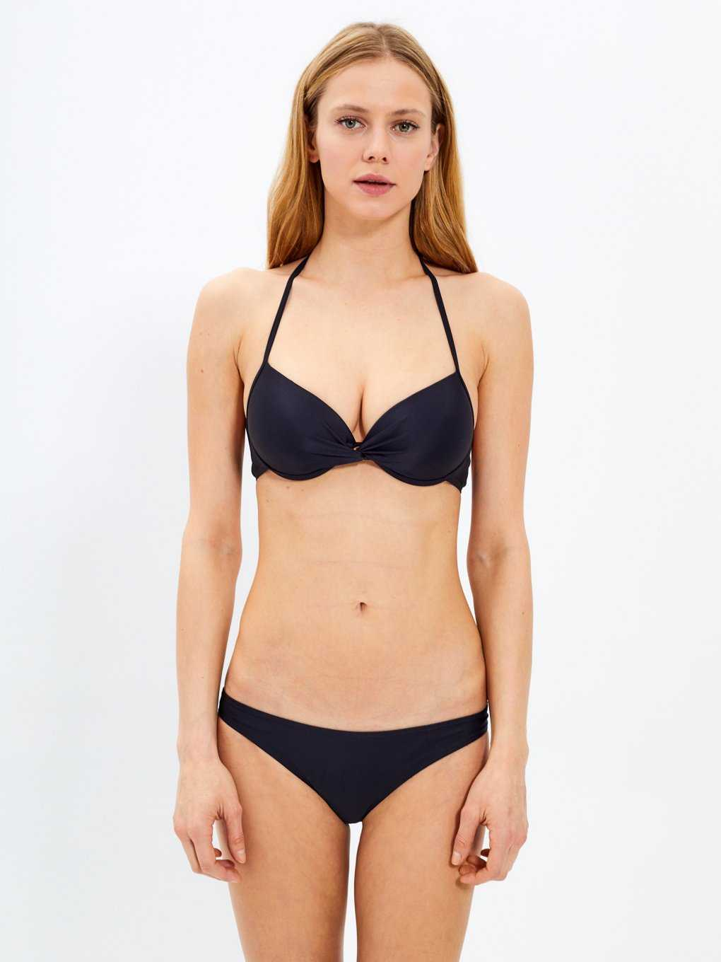 Basic push-up bikini top