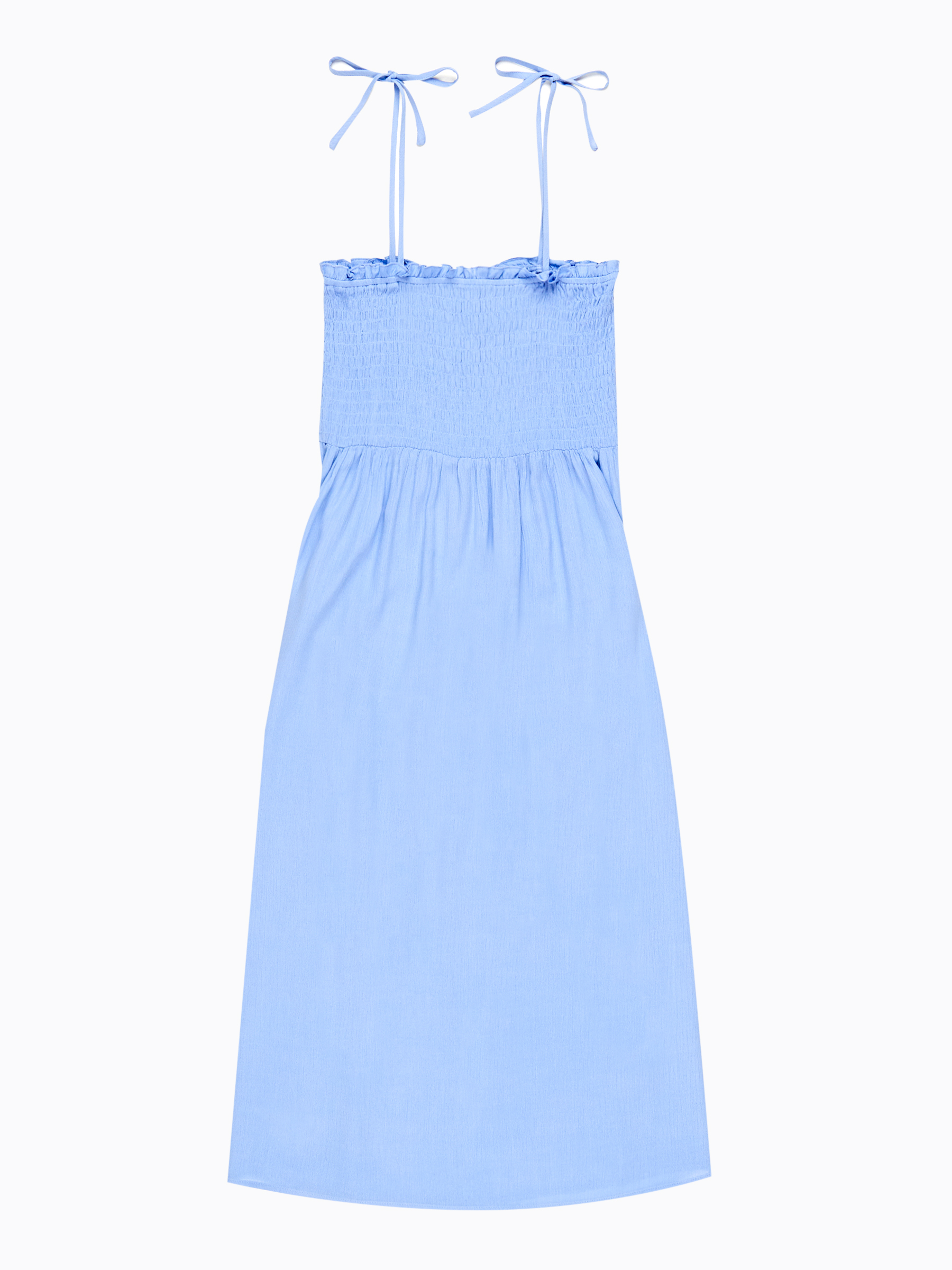 GATE Midi šaty na ramínka