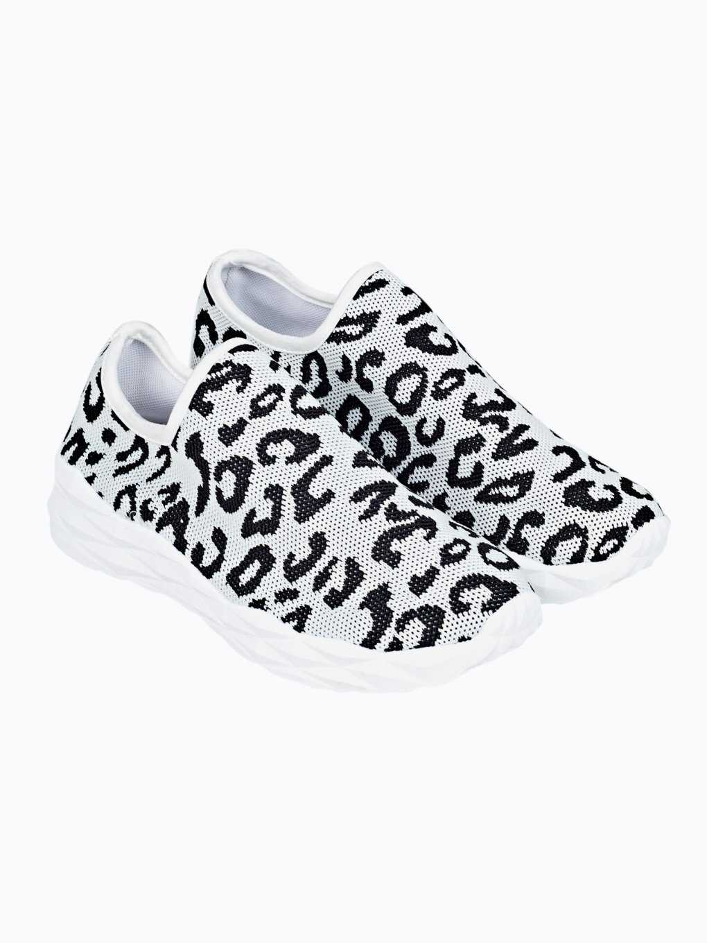Slip-on animal sneakers