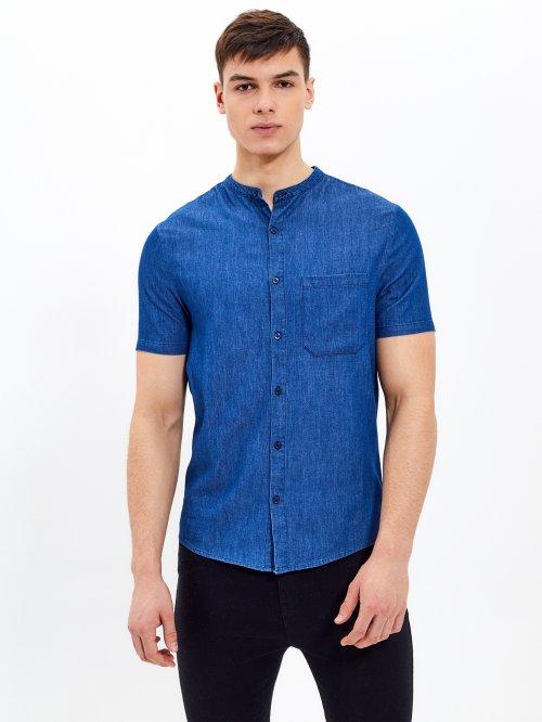5300176100b3 Denimová košeľa