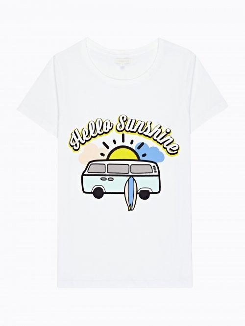afb171bc3999 Dámske tričká a topy