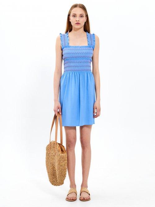 768e69f6f7 Naberané letné šaty