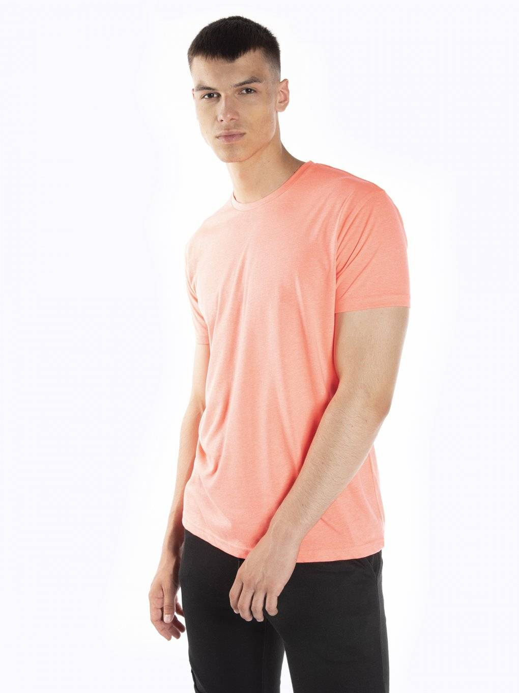 Basic neon short sleeve t-shirt