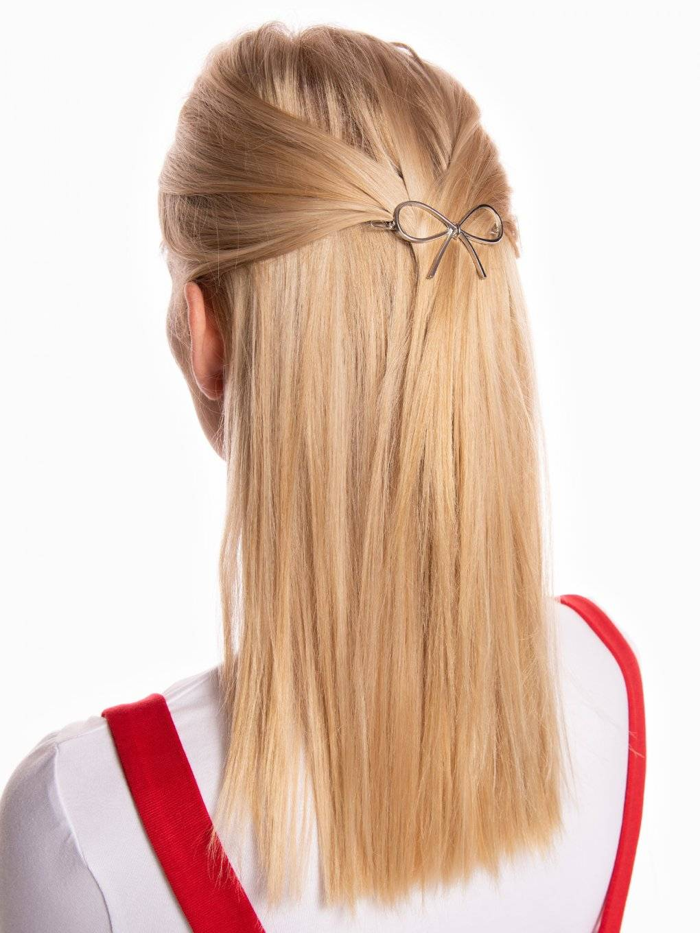 Bow hairgrip