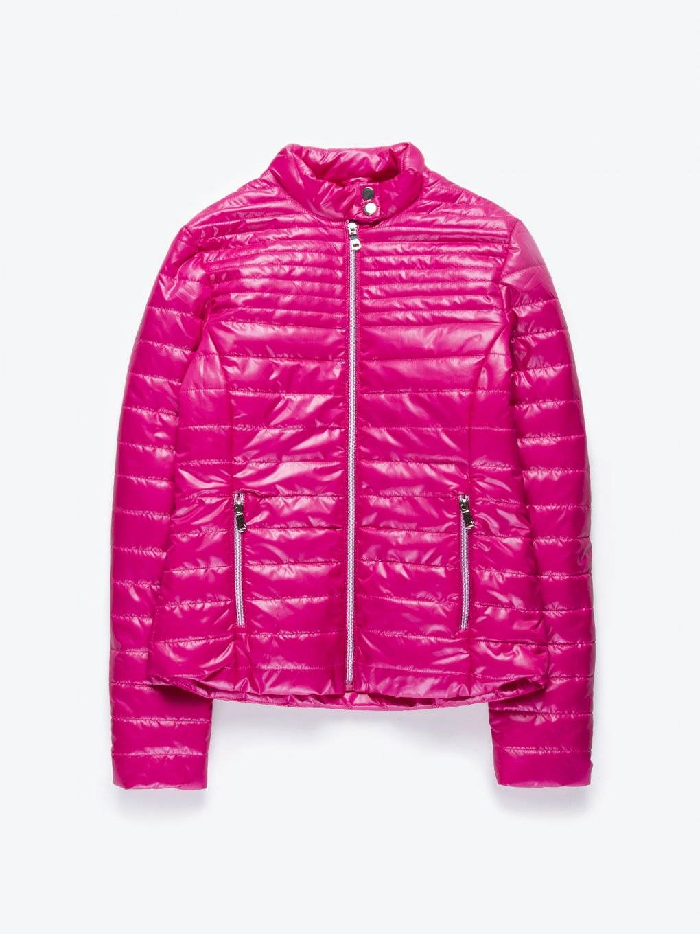 Light padded quilted jacket