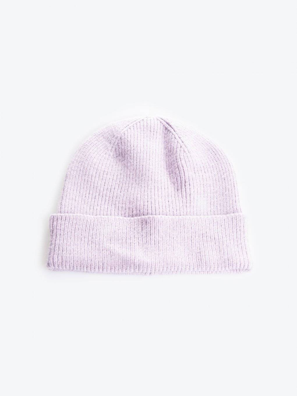 Basic ribbed beanie