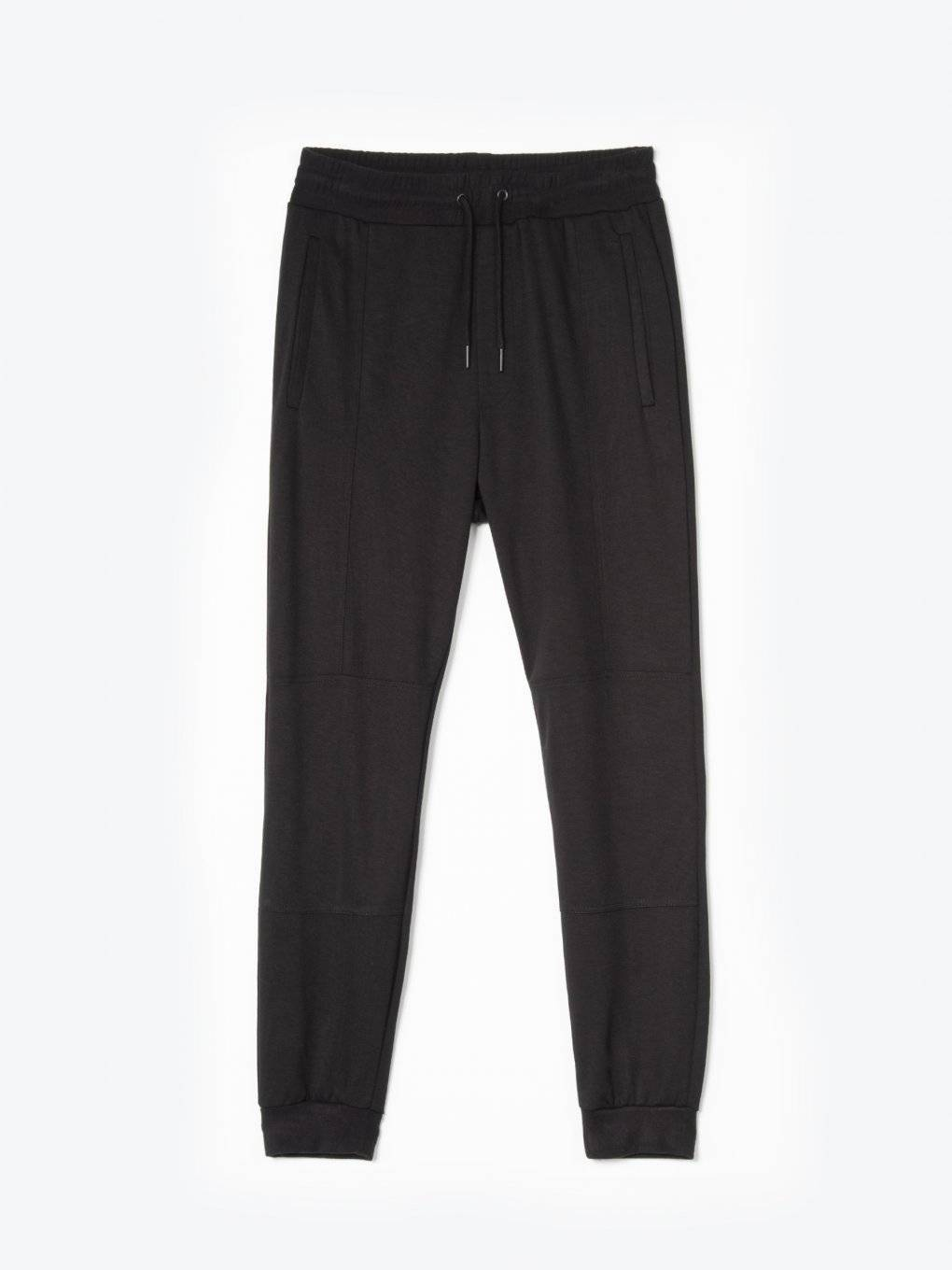 Cut and sew sweatpants