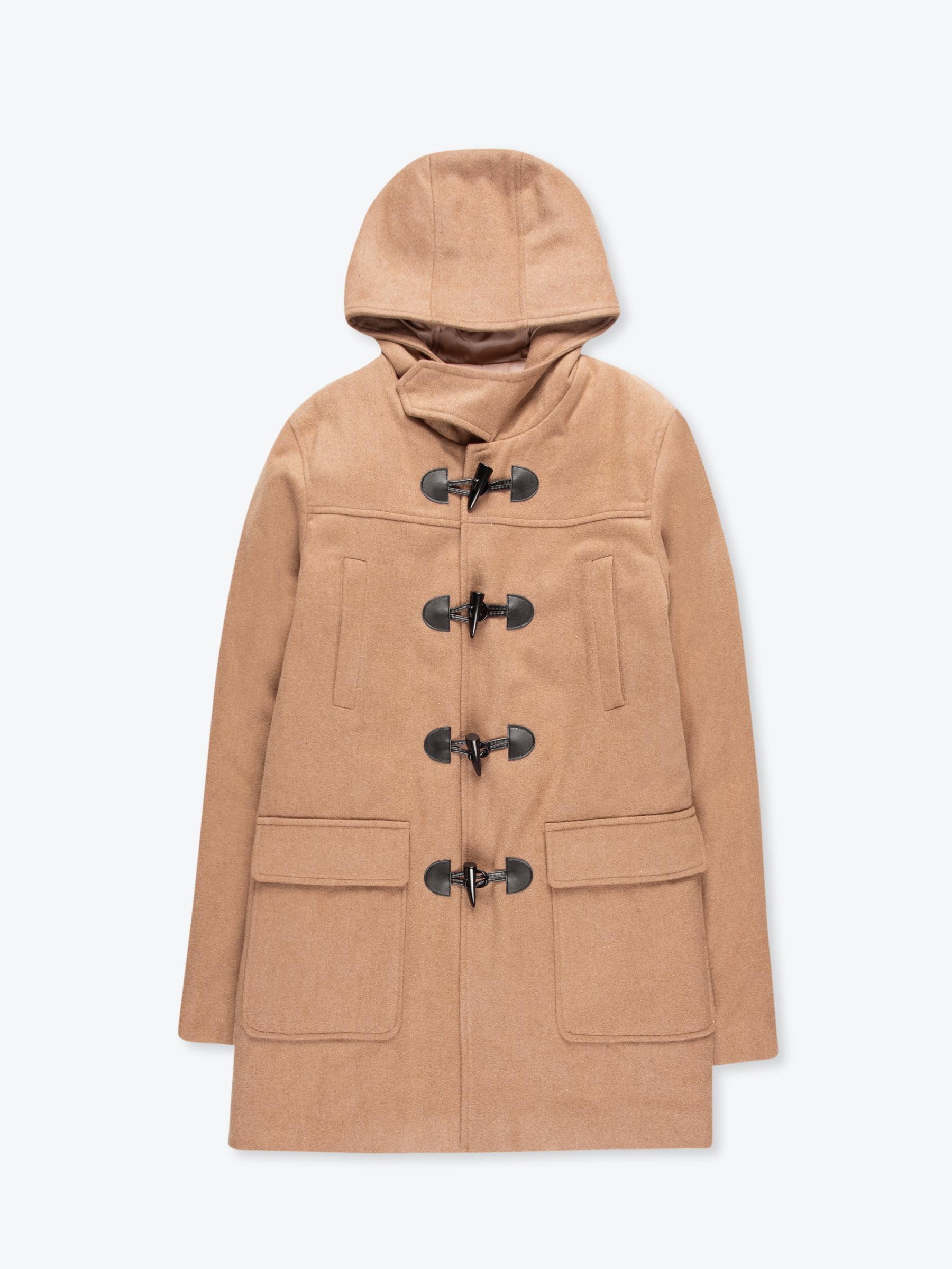 GATE Kabát s kapucňou