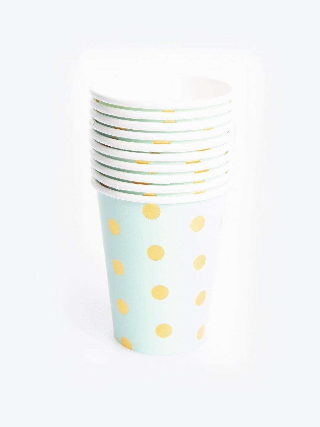 10-pack of party paper cups