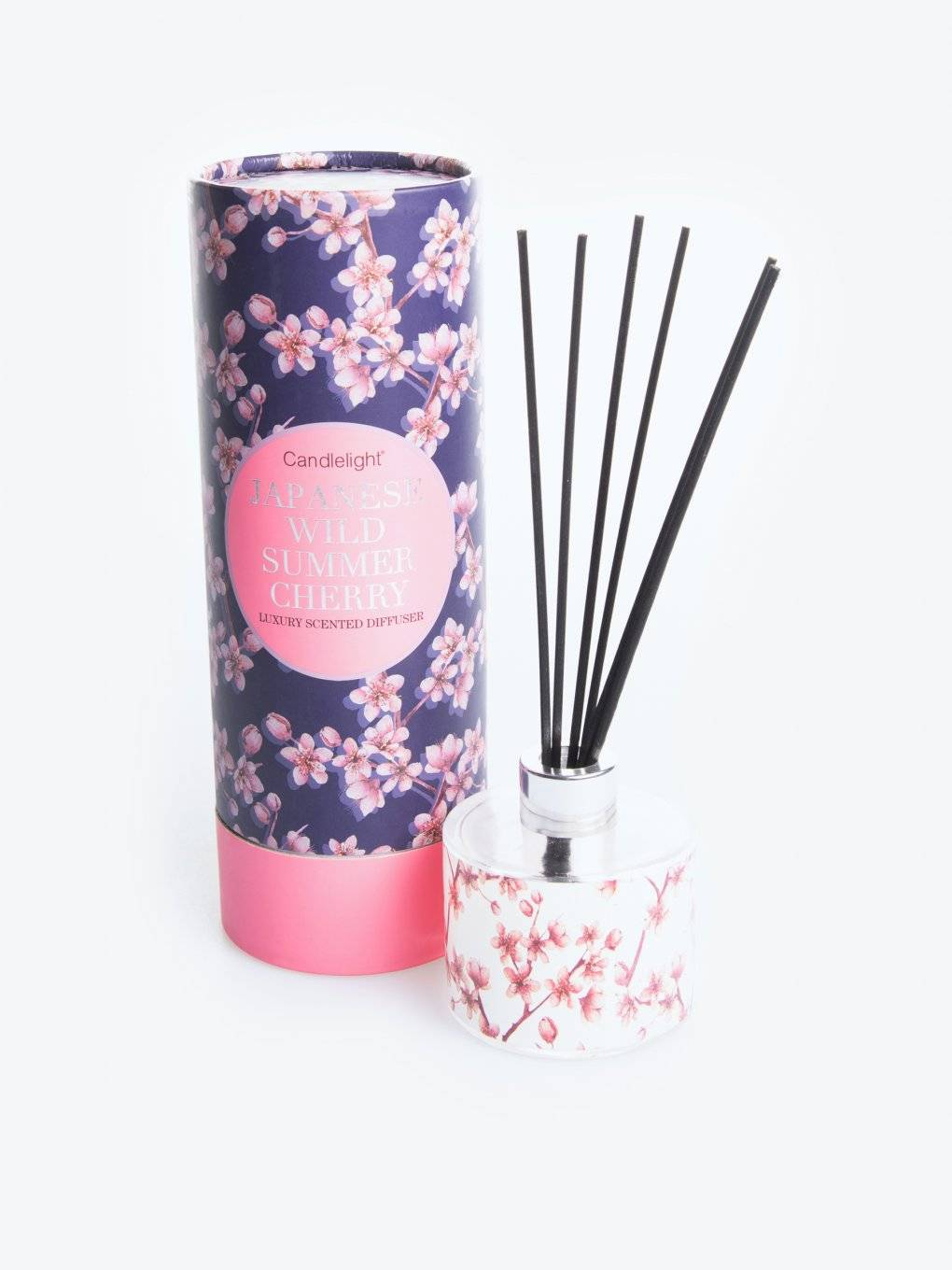 Japanese wild summer cherry fragrance diffuser in box