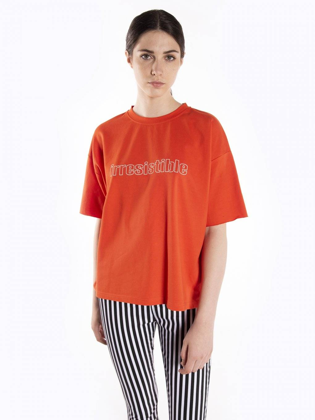 Boyfriend t-shirt with print