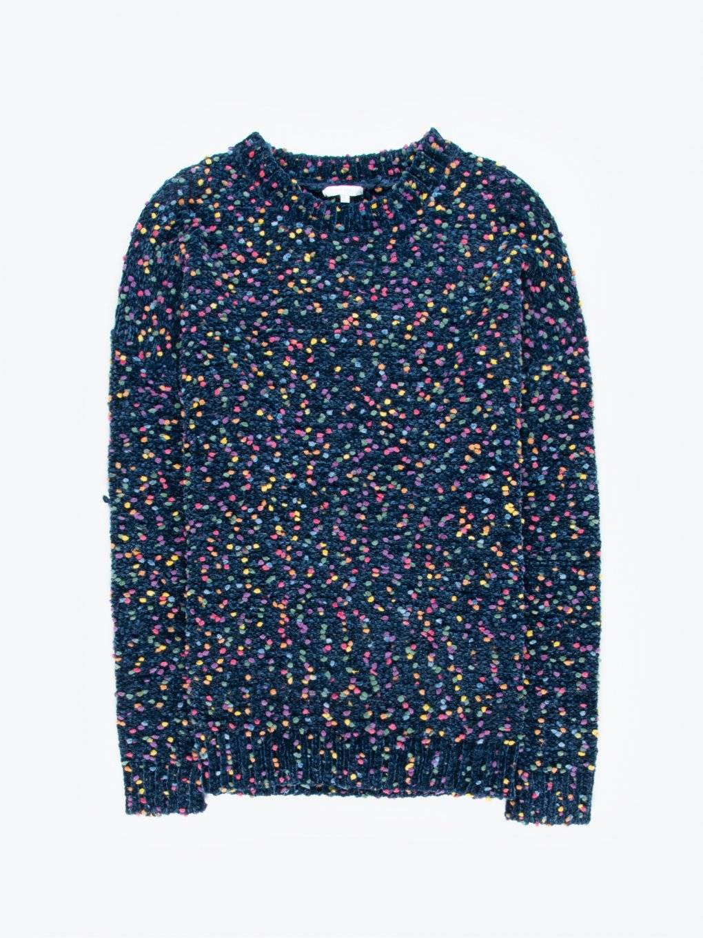 Colourful jumper