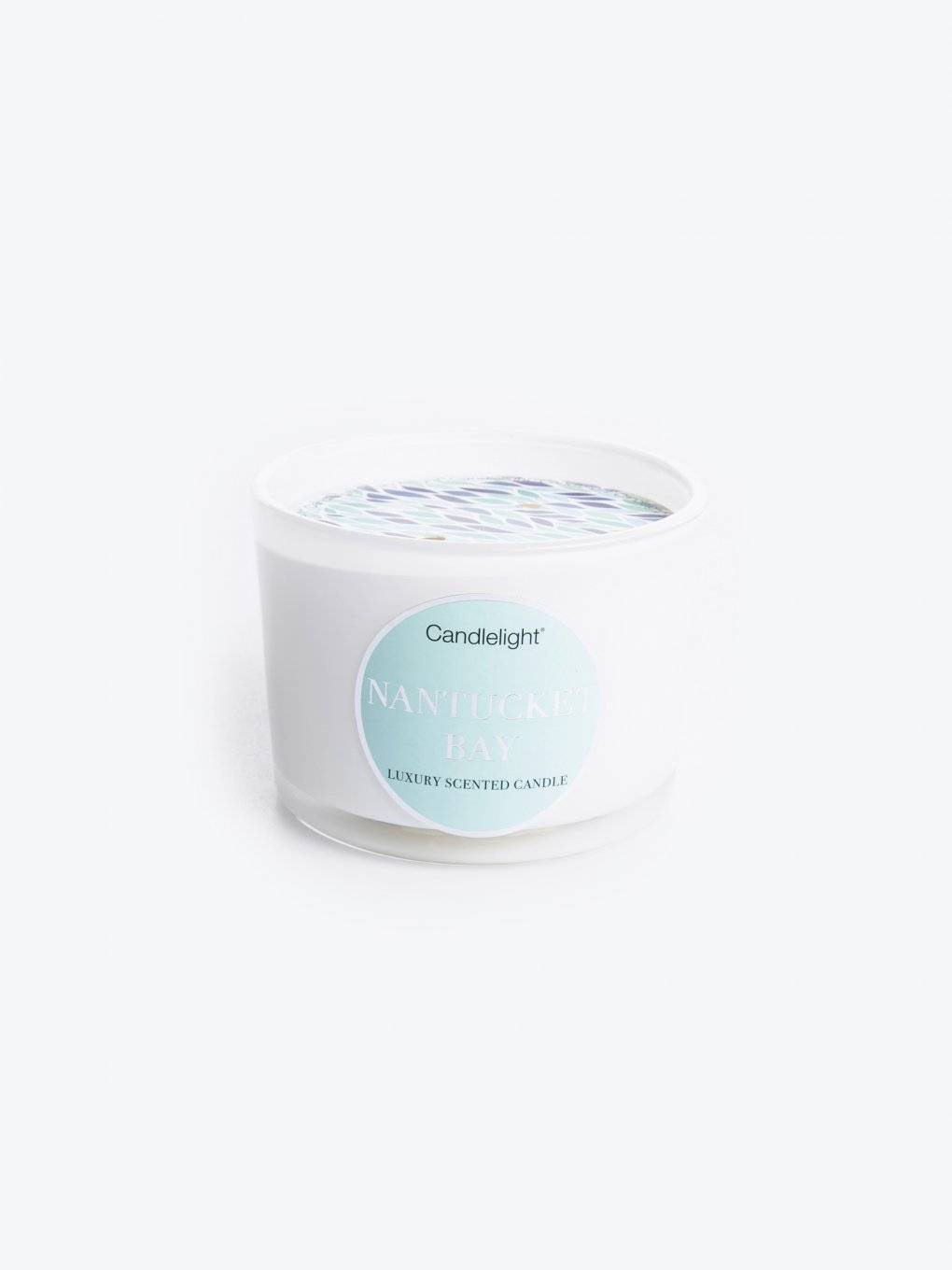 Nantucket bay scented candle