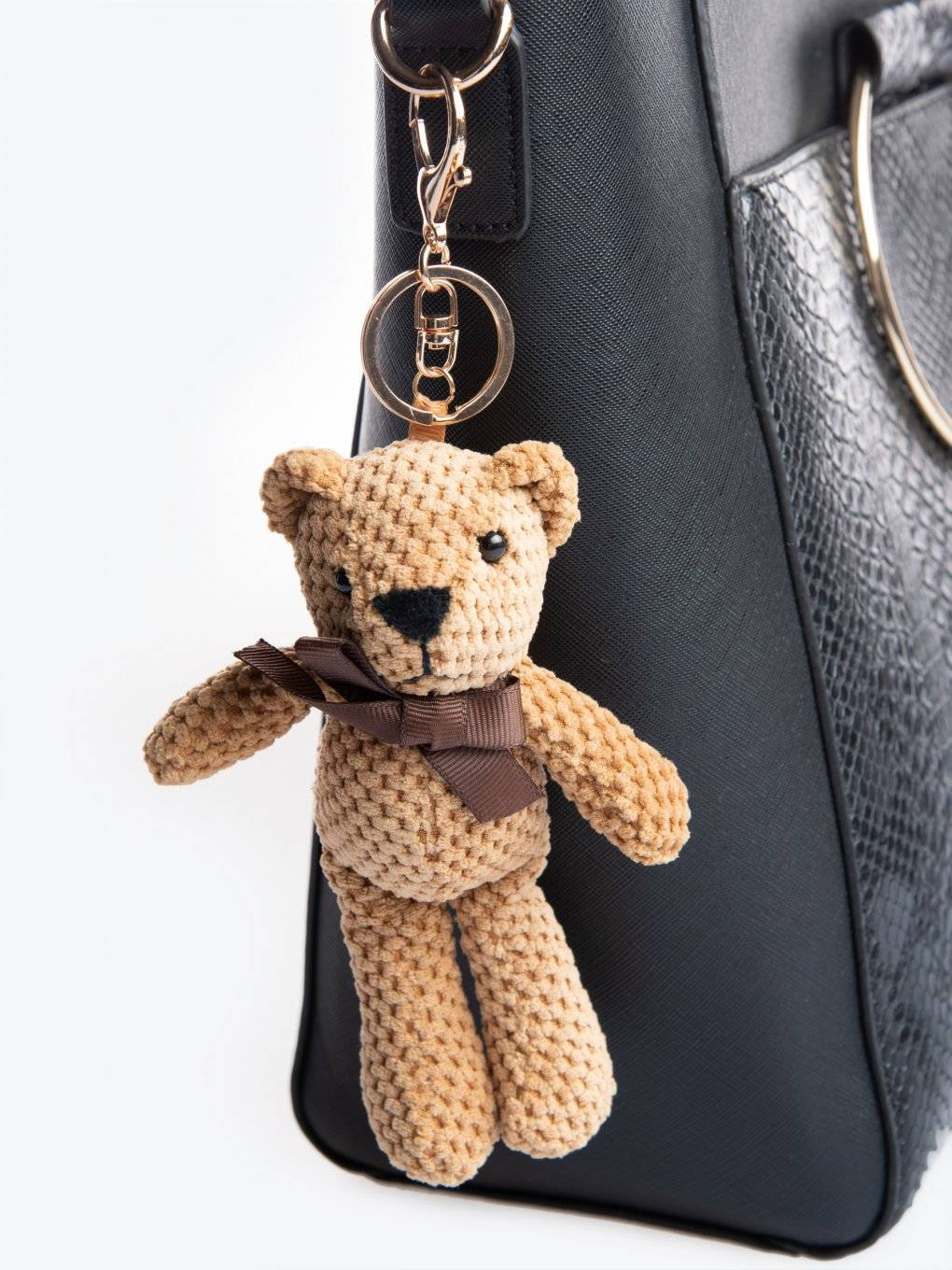Teddy key ring
