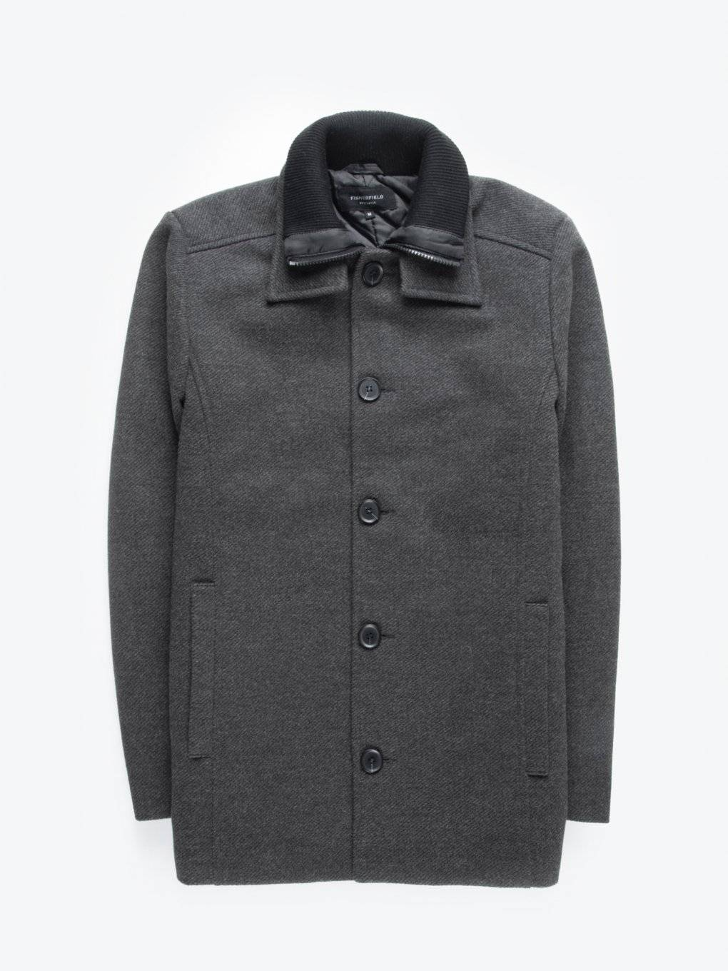 Quilted lining coat
