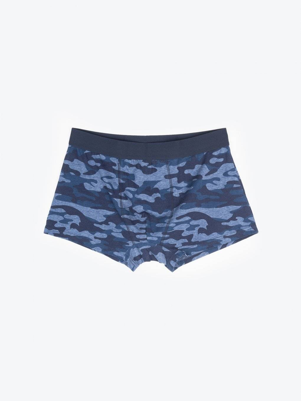 2-pack printed knit boxers