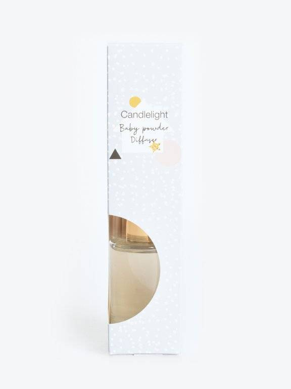 Baby powder scented fragrance diffuser