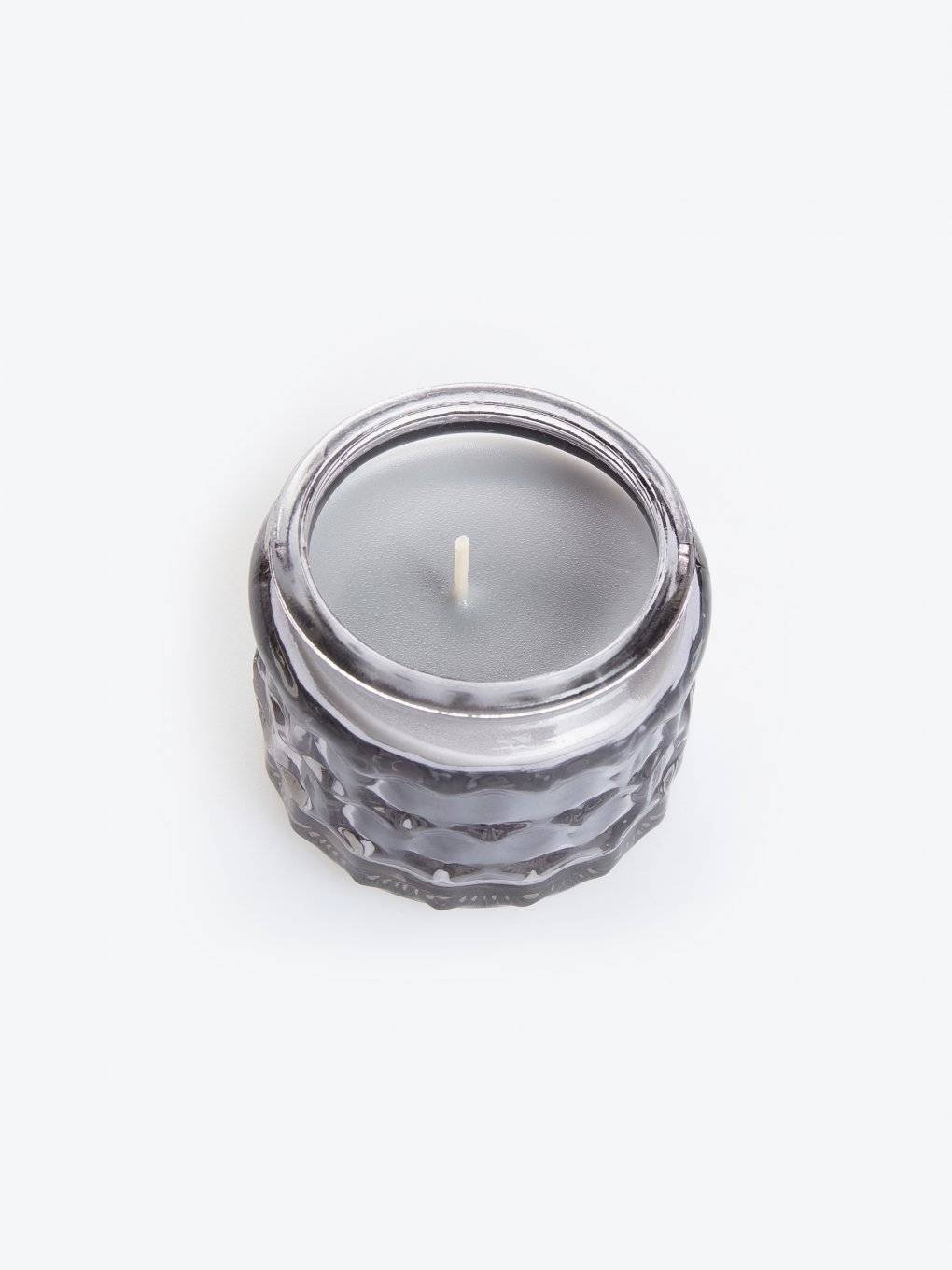 Blackcurrant scented candle