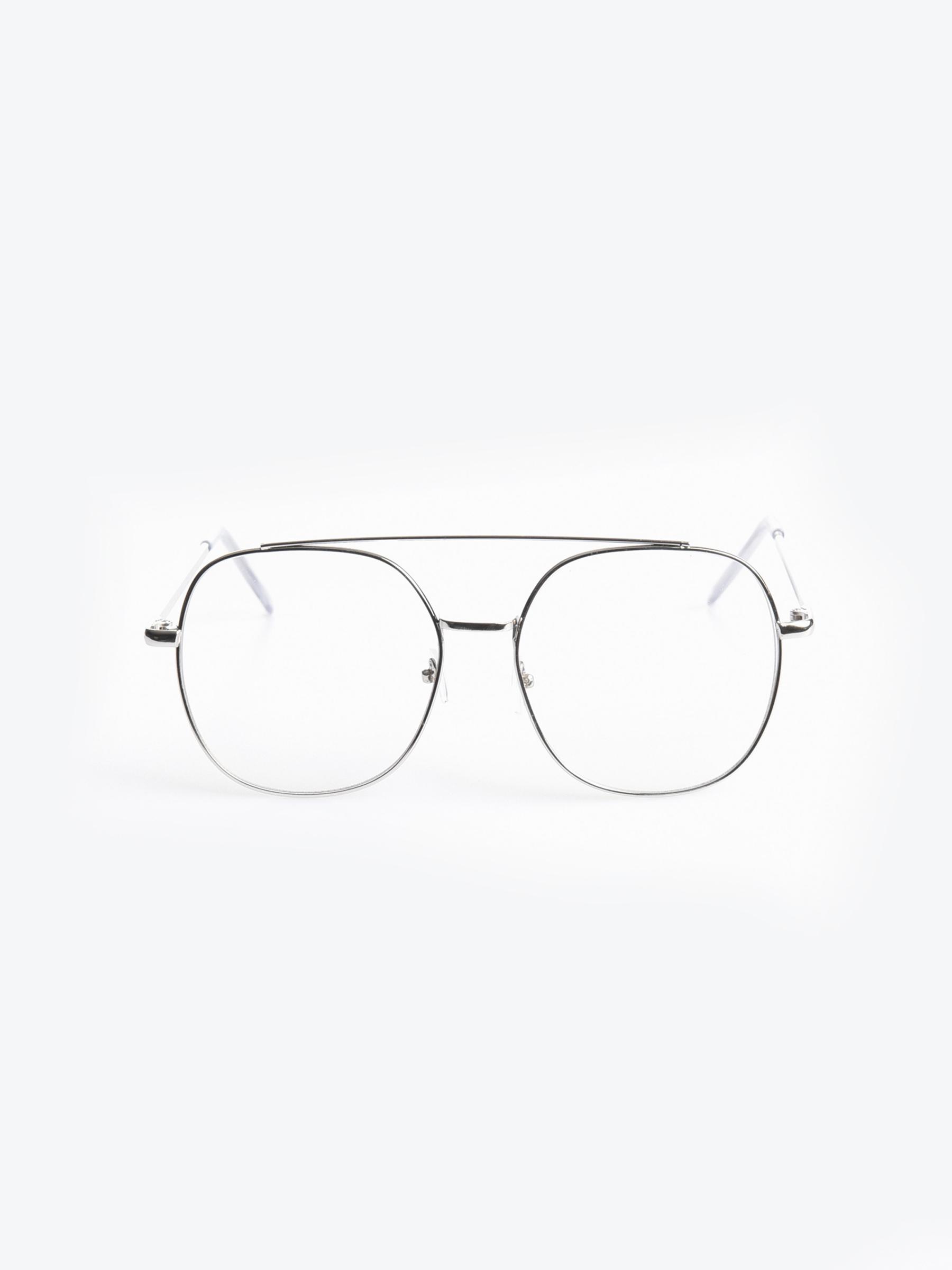 GATE Imidžové brýle s čirými skly