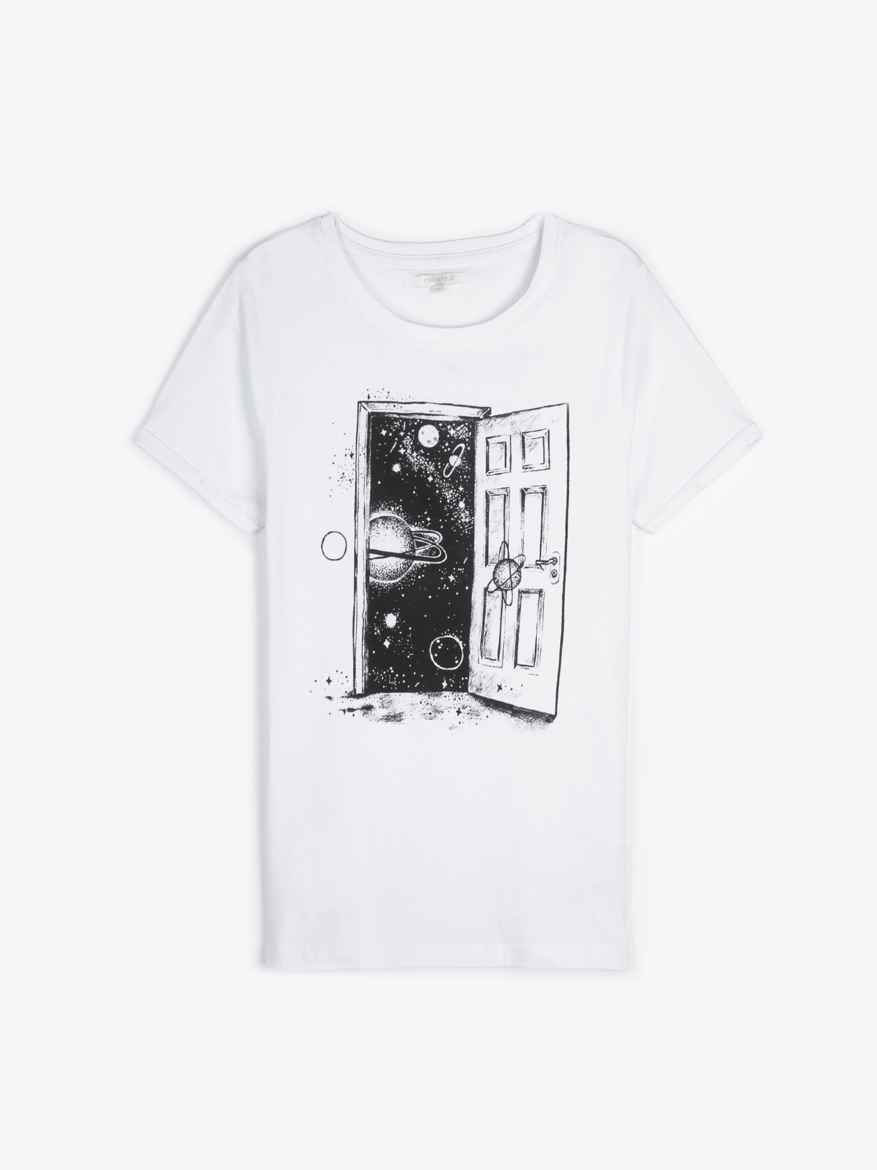 GATE Tričko s grafickou potlačou