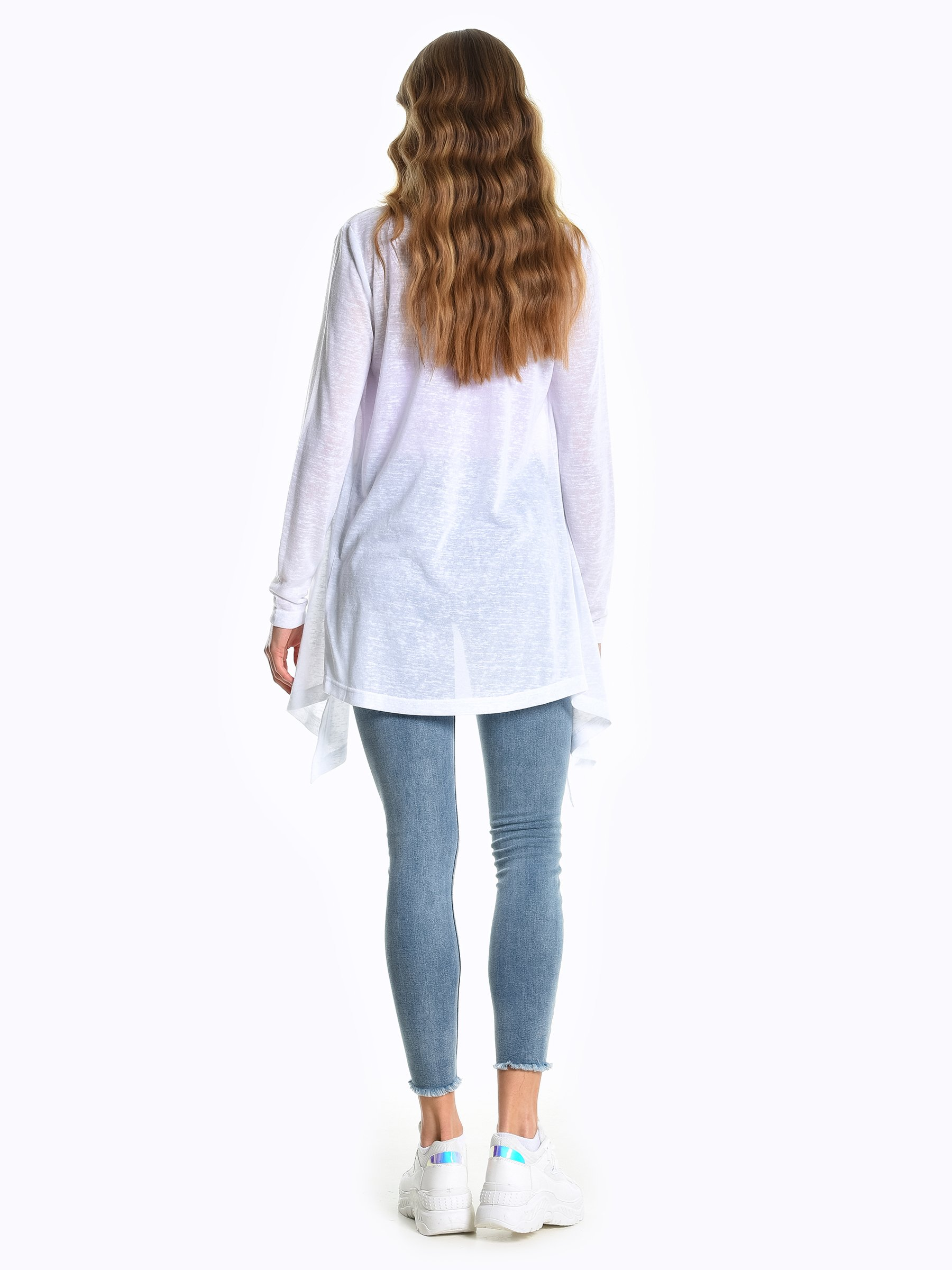 12,98 €, | Plain longline cardigan