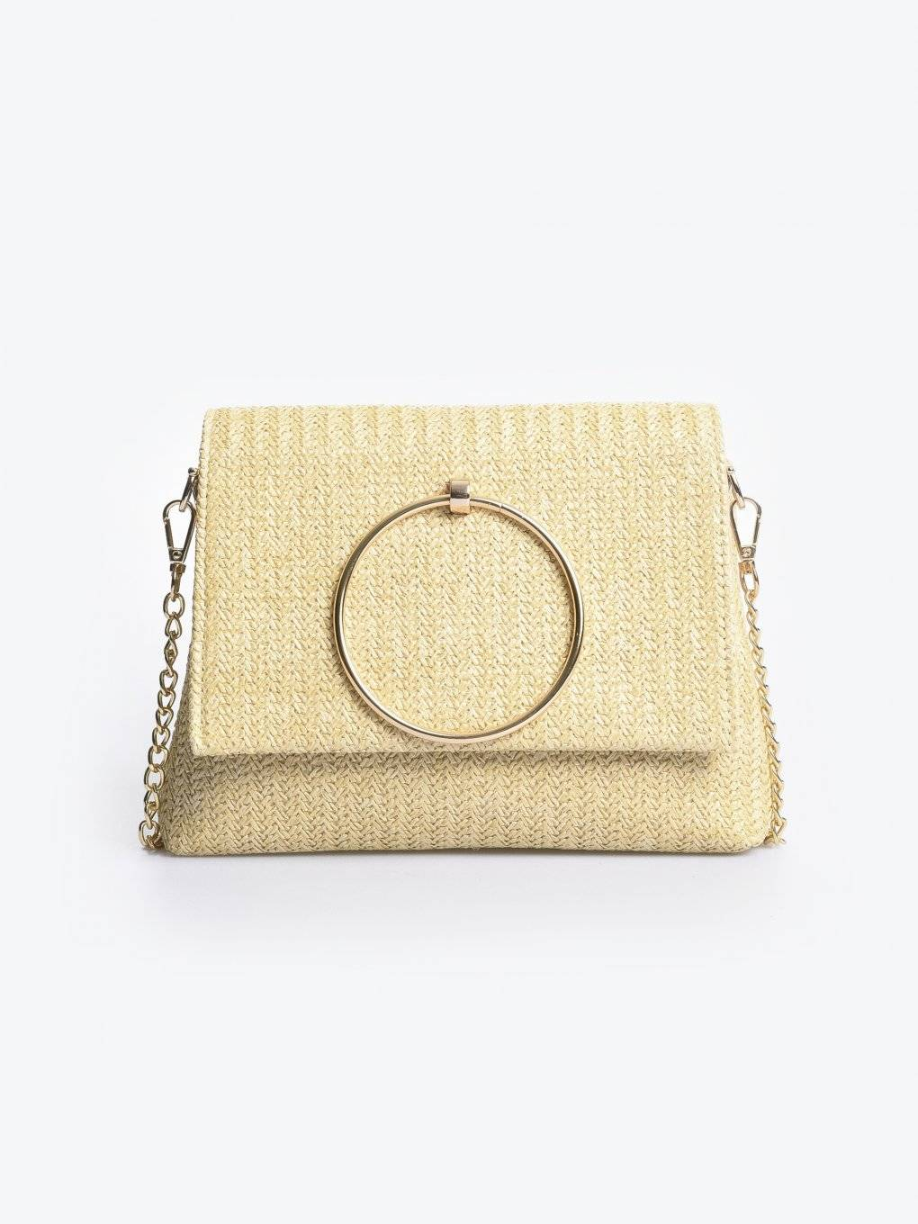 Bag with ring handles