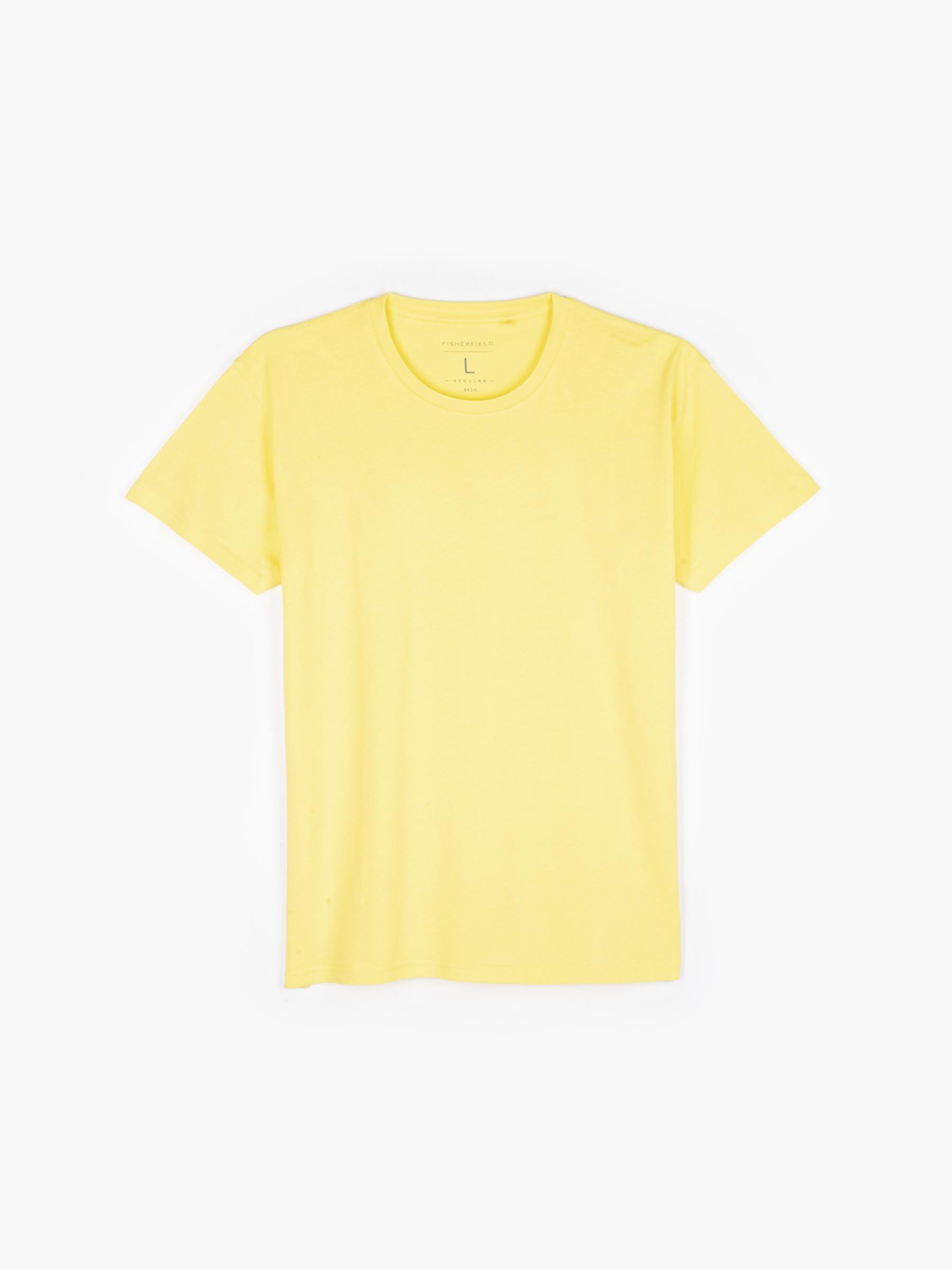 GATE Základní tričko regular fit
