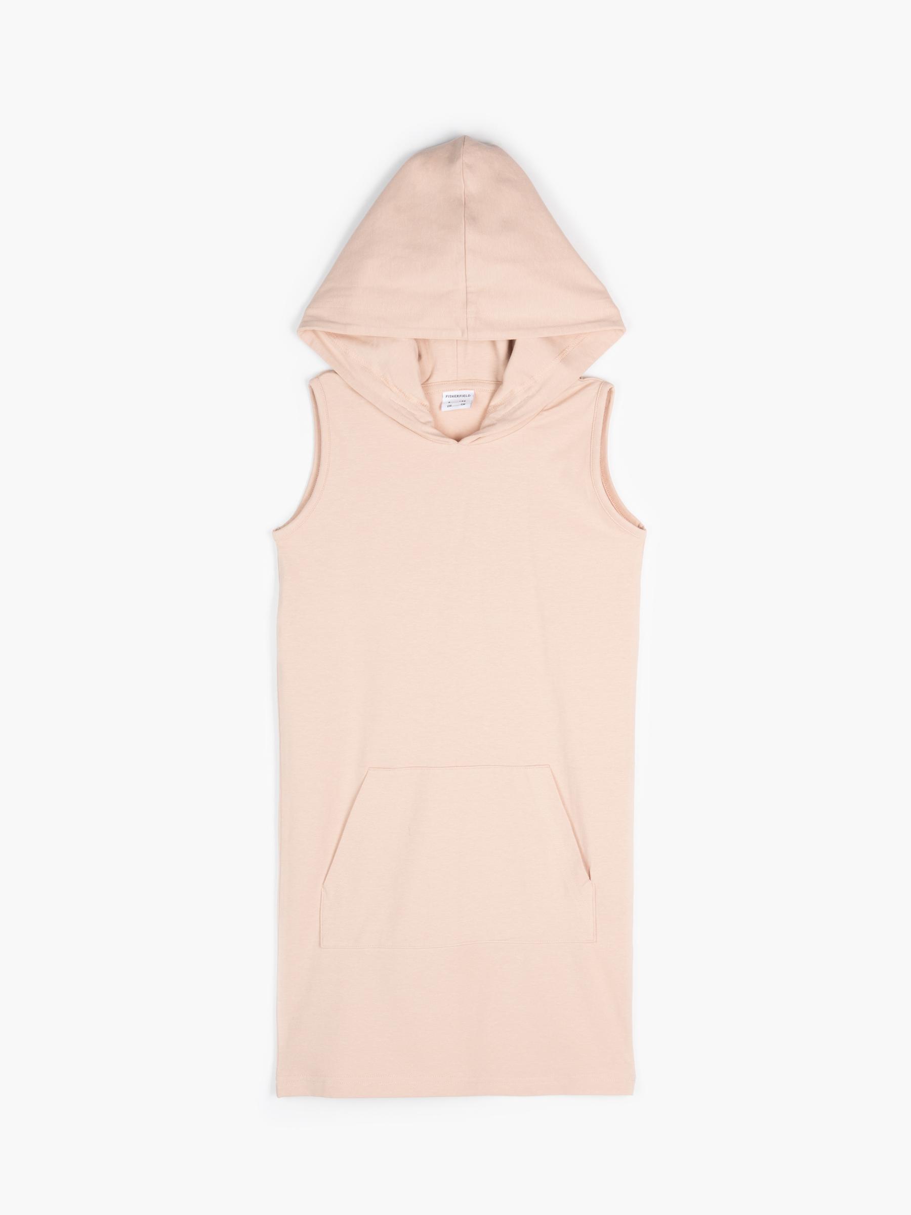 GATE Mikinové šaty bez rukávů